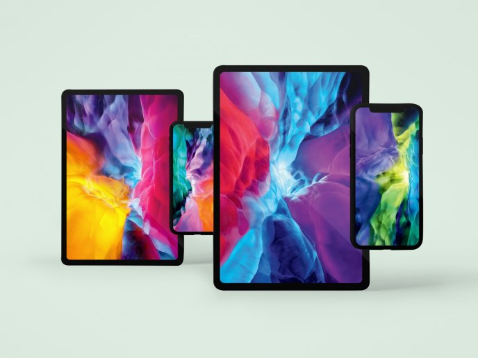 New generation for Apple - iPad Pro- new dimension new style