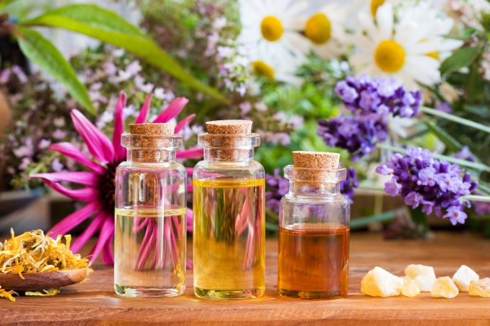 Essential Oils are good in our life - Benefit for headaches